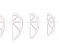 multi-profile-fish-2-xsection